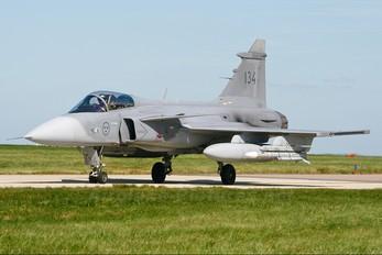39134 - Sweden - Air Force SAAB JAS 39A Gripen