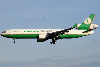 B-16108 - EVA Air Cargo McDonnell Douglas MD-11F