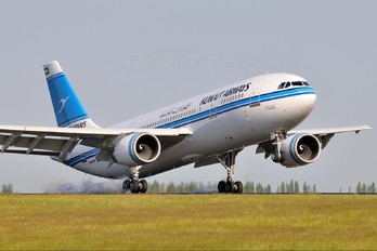 9K-AME - Kuwait Airways Airbus A300