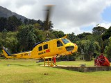 ZS-HBV - Working on Fire Bell UH-1H Iroquois aircraft