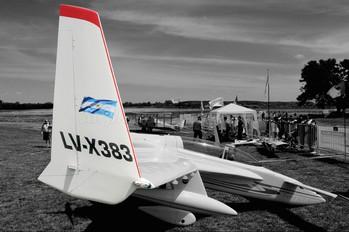 LV-X383 - Private Rutan Long-Ez