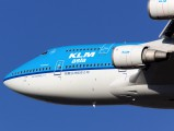 PH-BFF - KLM Asia Boeing 747-400 aircraft