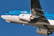 PH-BGK - KLM Boeing 737-700 aircraft