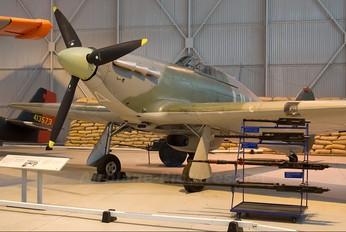LF738 - Royal Air Force Hawker Hurricane Mk.IIc