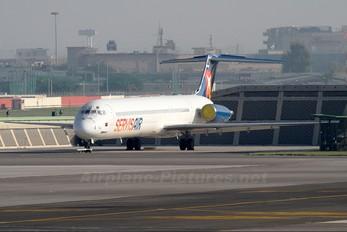 I-DACU - Servisair McDonnell Douglas MD-82