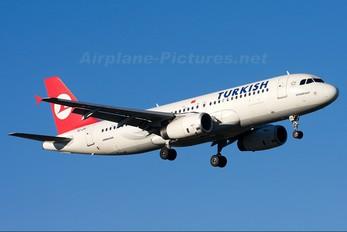TC-JPI - Turkish Airlines Airbus A320