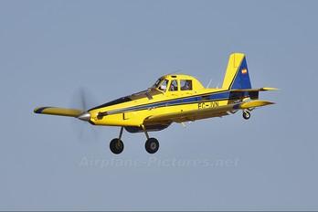 EC-JVN - Avialsa Air Tractor AT-802