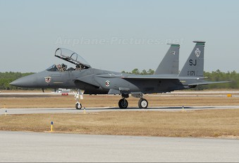 87-0171 - USA - Air Force McDonnell Douglas F-15E Strike Eagle