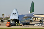 5A-DKN - Libyan Air Cargo Antonov An-124 aircraft