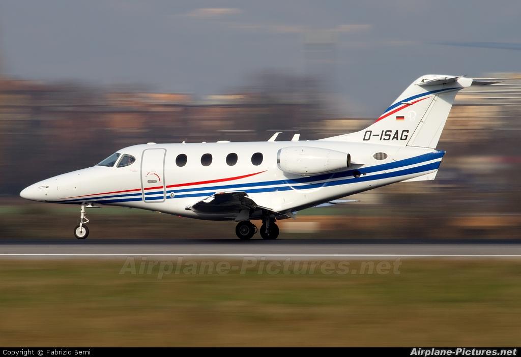 Peak Air D-ISAG aircraft at Bergamo - Orio al Serio
