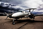 D-IBSH - Private Beechcraft 200 King Air aircraft