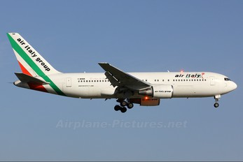 I-AIGH - Air Italy Boeing 767-200