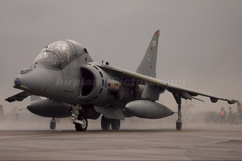 ZH659 - Royal Air Force British Aerospace Harrier T.12