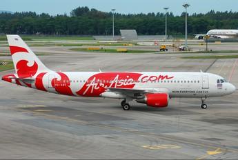 HS-ABC - AirAsia (Thailand) Airbus A320