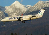 S5-AAH - Adria Airways Canadair CL-600 CRJ-100 aircraft