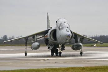 ZH664 - Royal Air Force British Aerospace Harrier T.12