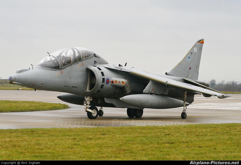 Royal Air Force ZH664 aircraft at Cottesmore