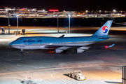 HL7607 - Korean Air Boeing 747-400 aircraft