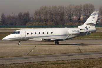 N48GX - Private Israel IAI 1126 Gulfstream G200 Galaxy