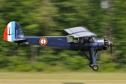 F-AZCP - Private Morane Saulnier MS.502 Criquet aircraft