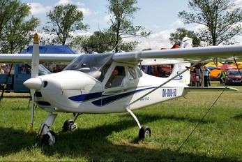 OK-OOU - F-Air Tecnam P92 Echo, JS & Super