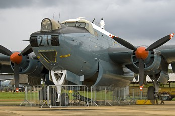 1721 - South Africa - Air Force Museum Avro 716 Shackleton MR.3
