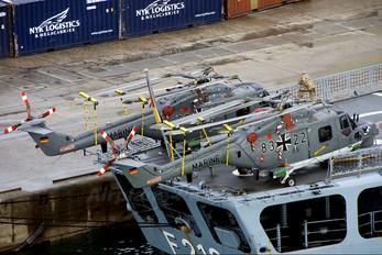 83+22 - Germany - Navy Westland Super Lynx Mk.88A