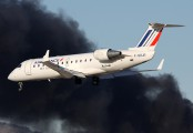 F-GRJR - Air France - Brit Air Canadair CL-600 CRJ-100 aircraft