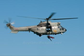 HD.21-2 - Spain - Air Force Aerospatiale AS332 Super Puma