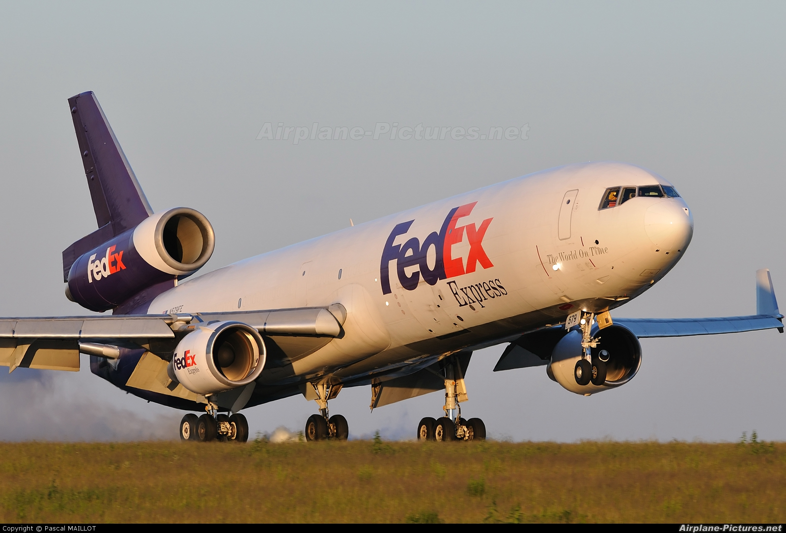 The best FedEx Federal Express Photos | Airplane-Pictures.net