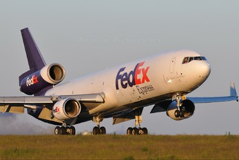N579FE - FedEx Federal Express McDonnell Douglas MD-11F