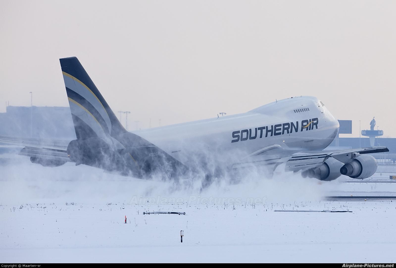 Southern Air Transport N783SA aircraft at Amsterdam - Schiphol
