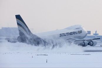 N783SA - Southern Air Transport Boeing 747-200F