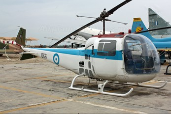 066 - Greece - Hellenic Air Force Bell 47J