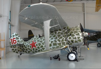 N153RP - Private Polikarpov I-153 Chaika
