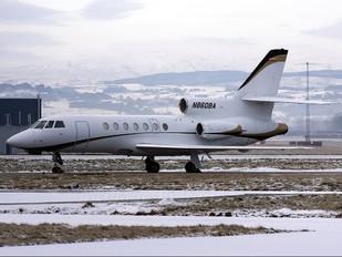 N860BA - Private Dassault Falcon 50