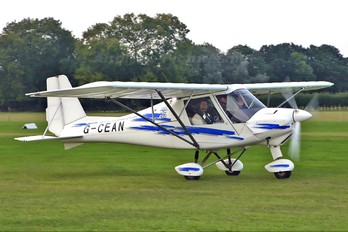 G-CEAN - Private Ikarus (Comco) C42