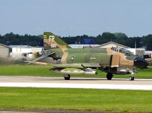 N749CF - Private McDonnell Douglas F-4D Phantom II