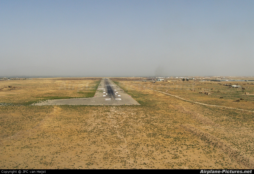 - Airport Overview - aircraft at Kunduz