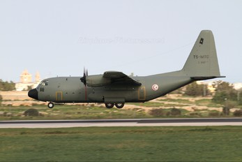 Z21117 - Tunisia - Air Force Lockheed C-130B Hercules