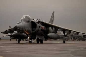 ZD347 - Royal Air Force British Aerospace Harrier GR.7