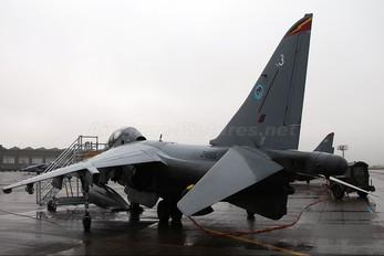 ZH665 - Royal Air Force British Aerospace Harrier T.12