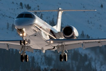 EC-LGG - Aerodynamics,Malaga Embraer ERJ-135