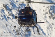 HB-ZUT - Swiss Jet Aerospatiale AS350 Ecureuil / Squirrel aircraft