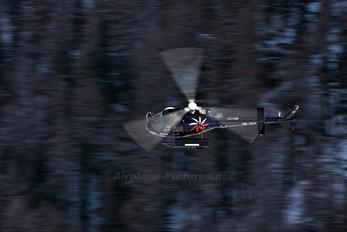 HB-ZUT - Swiss Jet Aerospatiale AS350 Ecureuil / Squirrel
