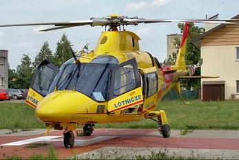SP-HXA - Polish Medical Air Rescue - Lotnicze Pogotowie Ratunkowe Agusta / Agusta-Bell A 109