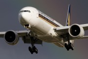 9V-SWQ - Singapore Airlines Boeing 777-300ER aircraft