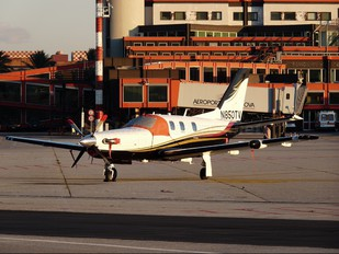 N850TV - Private Socata TBM 700