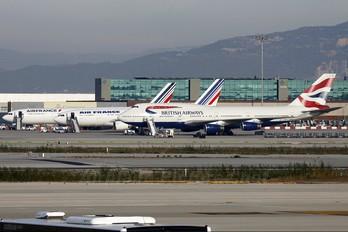 G-BNLL - British Airways Boeing 747-400