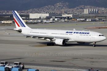 F-GZCC - Air France Airbus A330-200